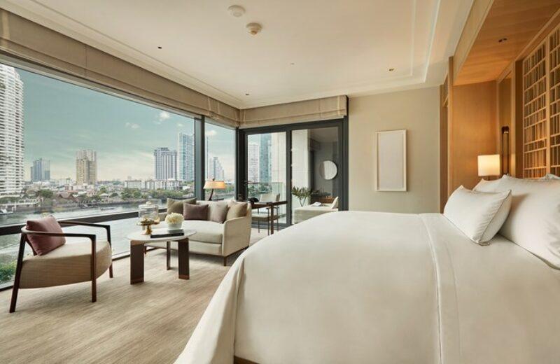 Capella Bangkok: a new luxury hotel in the Thai capital