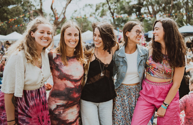 Seven Sisters Festival: Aussie Women's only empowerment online event