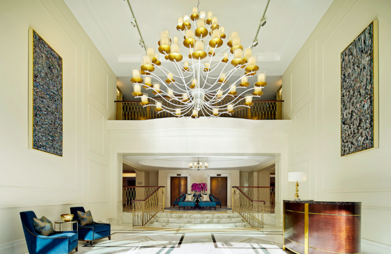 Lux Nomade checks into The Langham Sydney