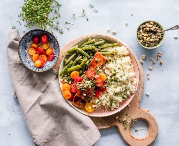3 Healthy & Nutritious Lunch Recipes whilst working from home