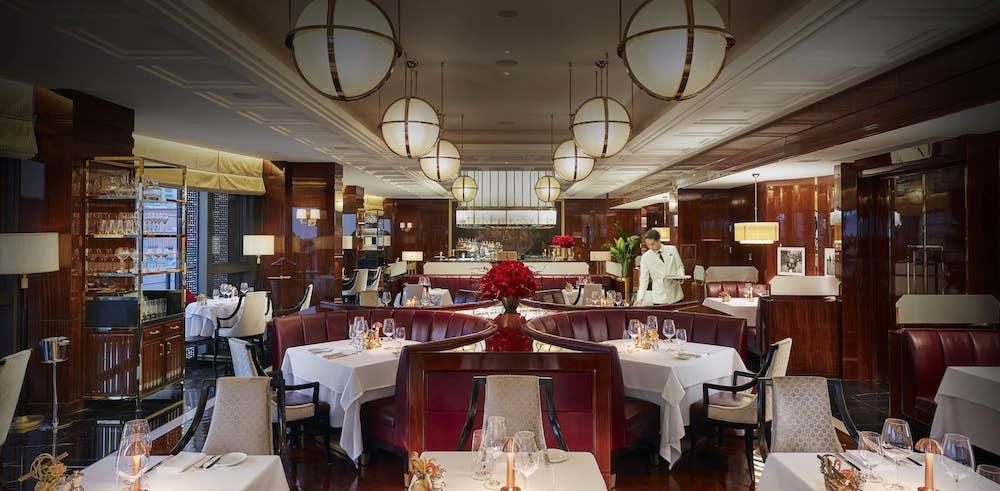 Mandarin Oriental's Mandarin Grill + Bar