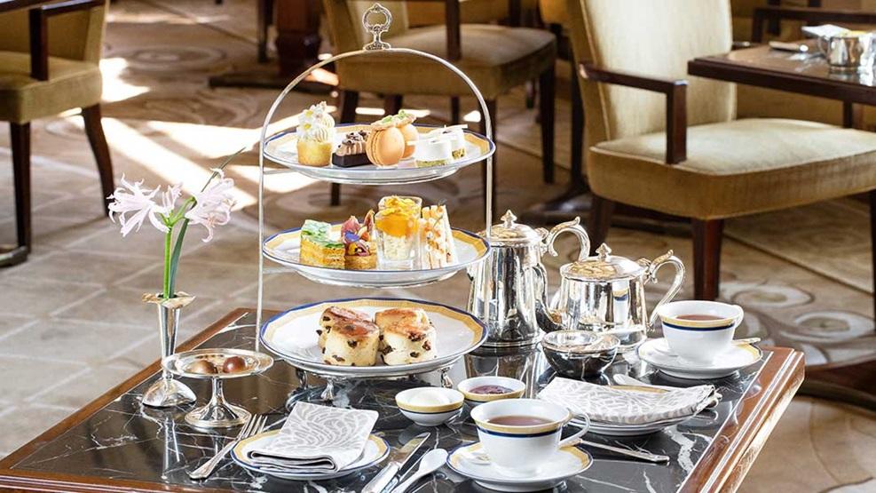 Afternoon Teas in Hong Kong