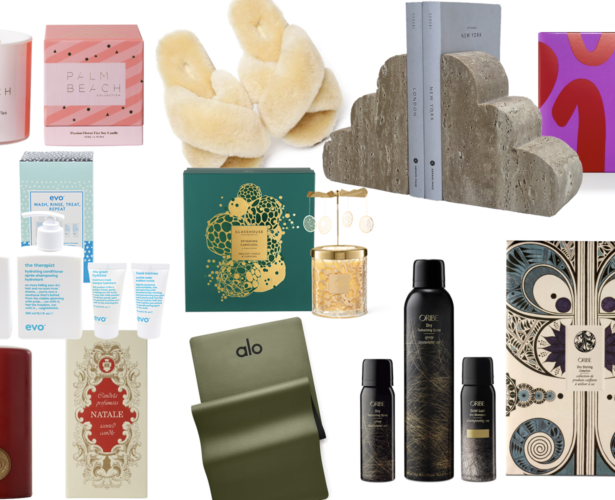 Lux Nomade's 2020 Christmas Gift Guide