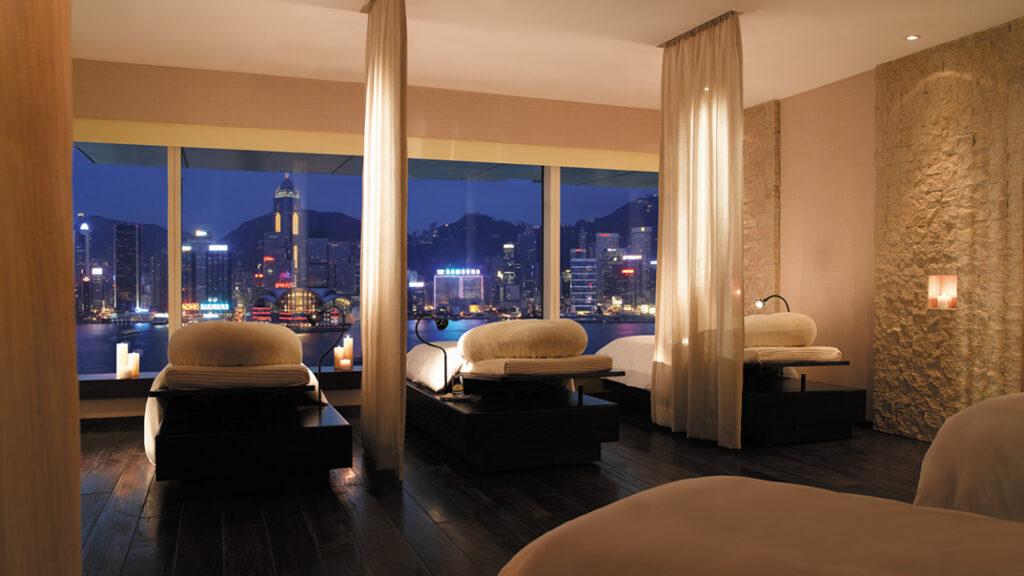 Massages in Hong Kong