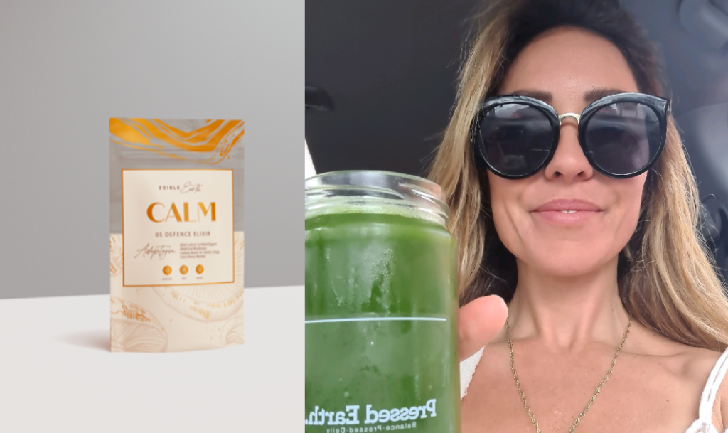 Sarah Muscedere, founder of Edible Earth