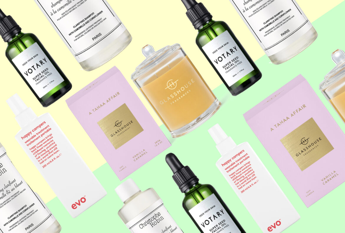 LUX LIST April: Our Top Beauty Buys This Month