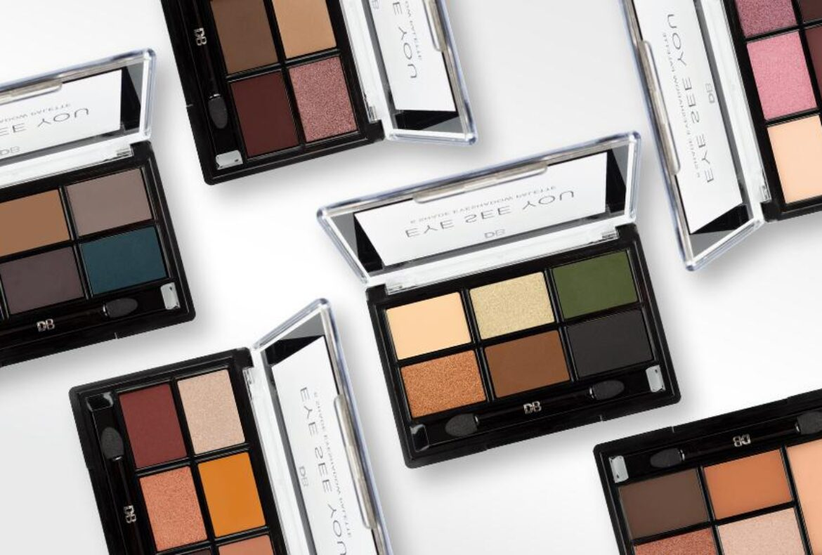 The ultimate all-in-one makeup palettes for every occasion