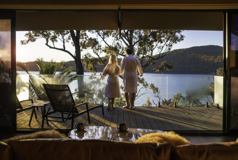 NSW's newest luxury retreat: Marramarra Lodge, Hawkesbury River