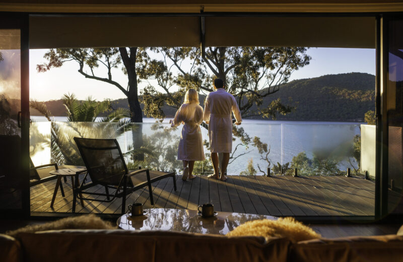 NSW's newest luxury retreat: Marramarra Lodge, Hawkesbury River
