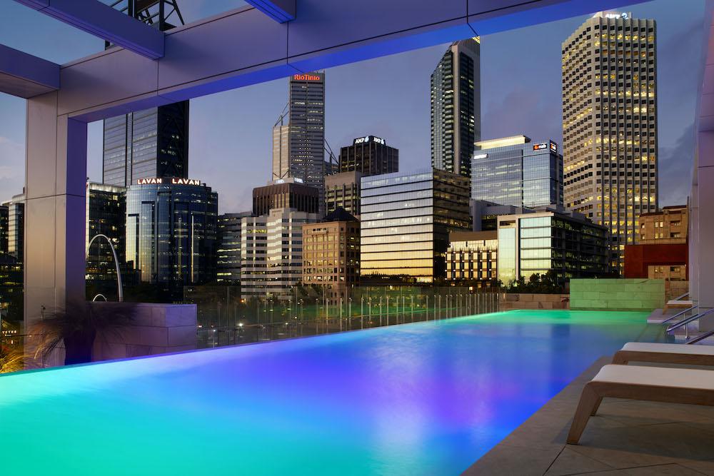 Hotel Pools in Australia