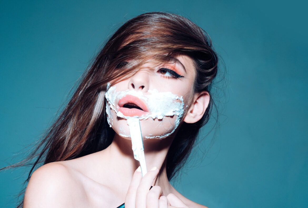 Why face shaving is the new trend, and how it works?