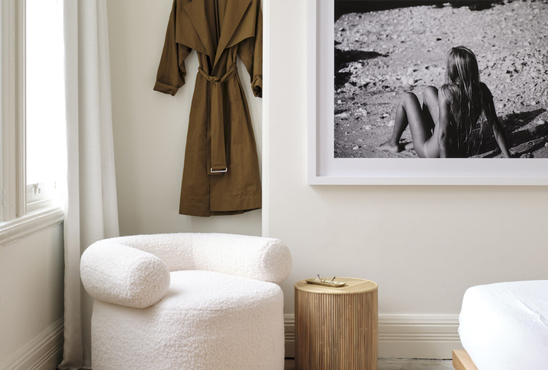 Modern Australian design meets European chic at III Rooms Sydney