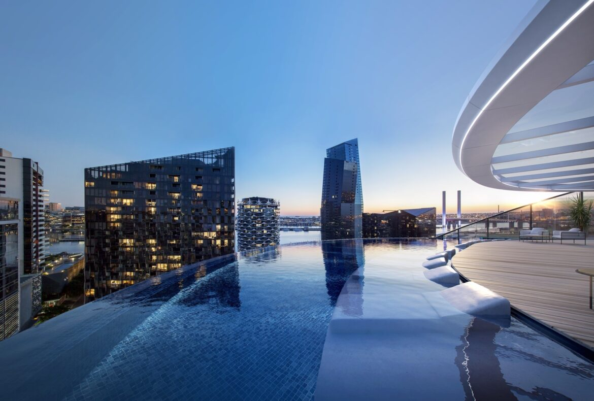Melbourne Marriott Hotel Docklands reveals first exclusive M Club lounge in Australia