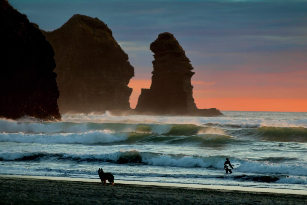 A photographers guide to New Zealand