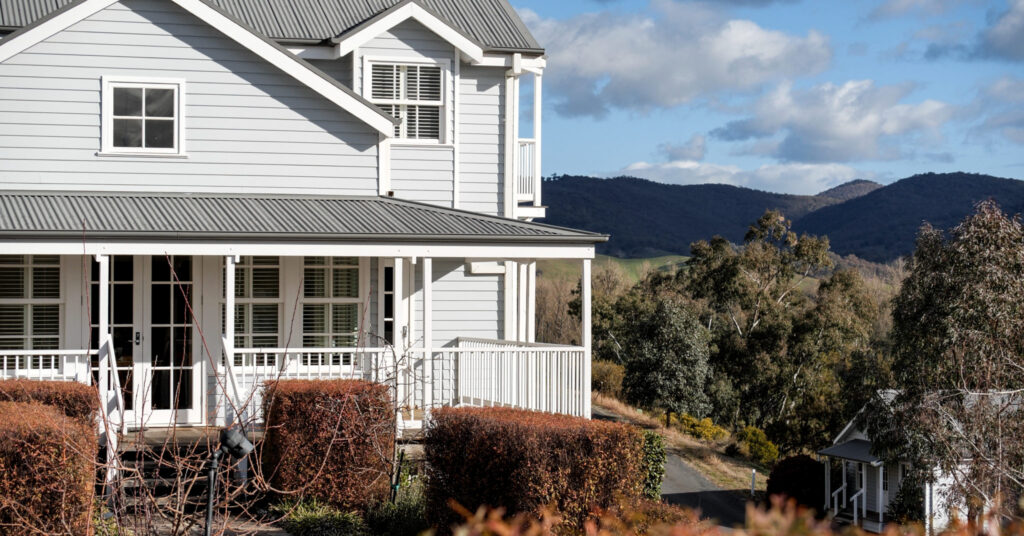 rent a country cottage