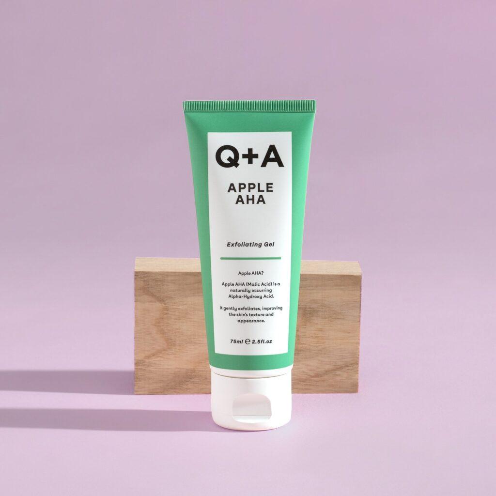 Q+A skincare