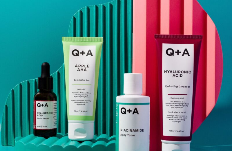 I tried 7 Q+A skincareproducts and this is what I found
