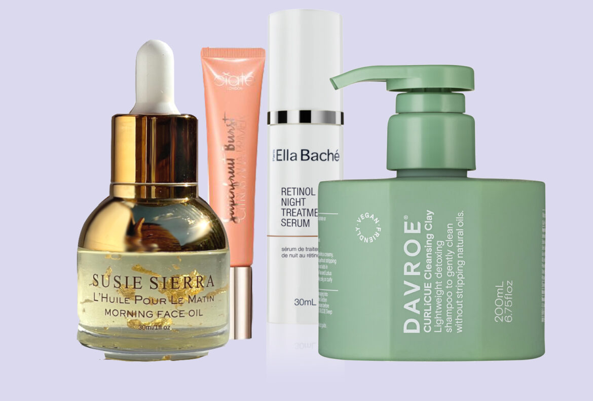 LUX LIST: Our Top Beauty Buys in August