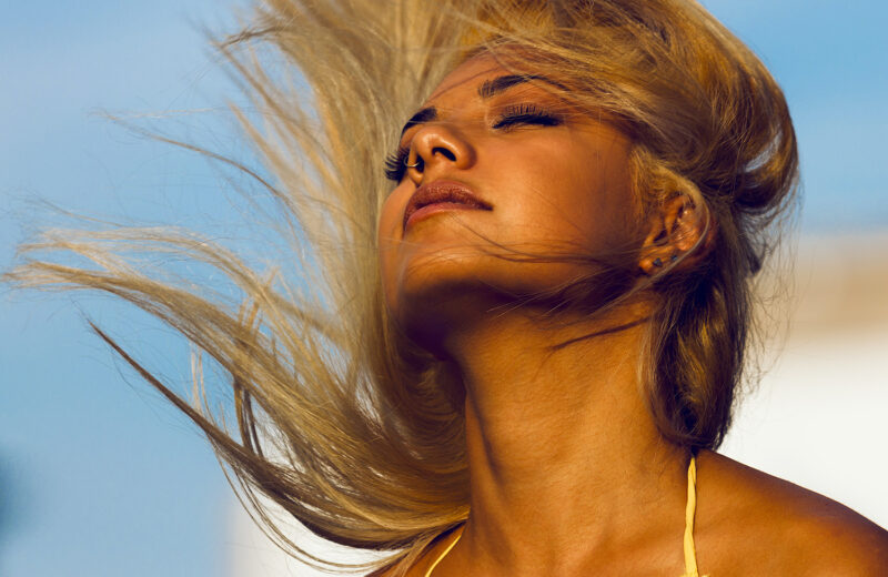 Lacking volume? Here are the top styling tips for fine hair by Anthony Nader