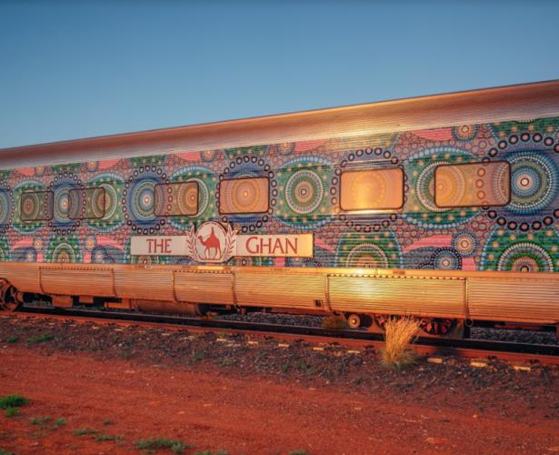 The Ghan: the rail journey through the heart of Australia returns