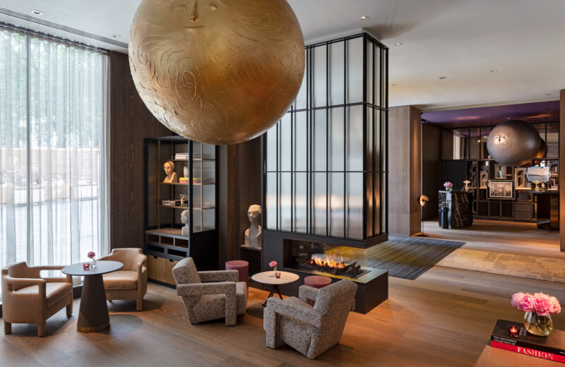 The Londoner, first-of-its-kind super boutique hotel opens at Leicester Square