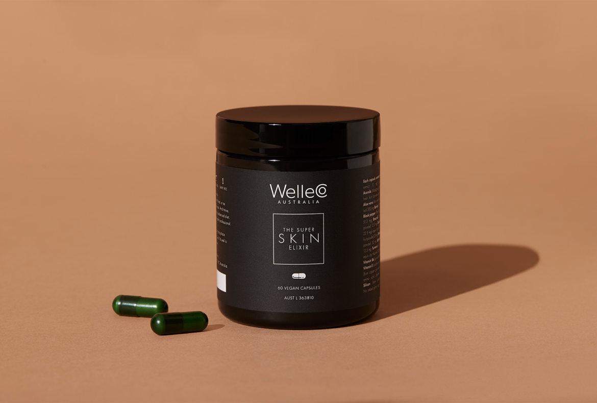 Edible Beauty: The Best Supplements for inside – out beauty