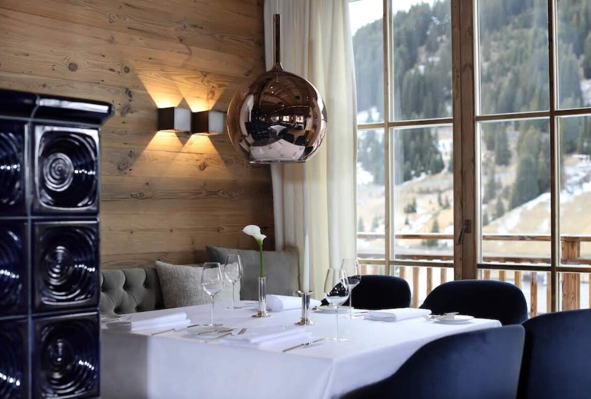 European Ski Chalets: Return to the slopes in style